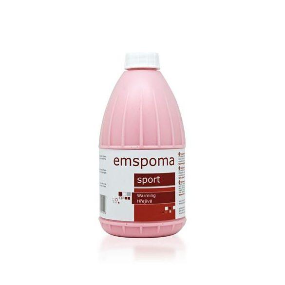 EMSPOMA Masszázs emulzió Speciális O bemelegítő 10