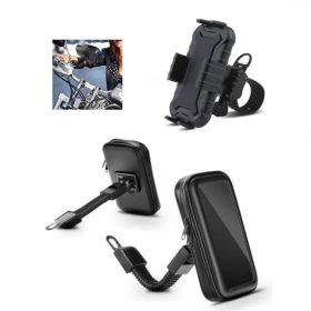 Kerékpáros telefontartó