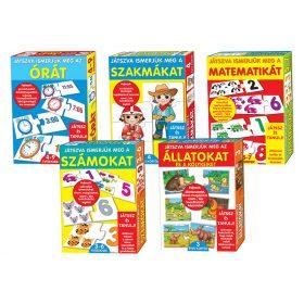Készségfejlesztő játék gyerekeknek