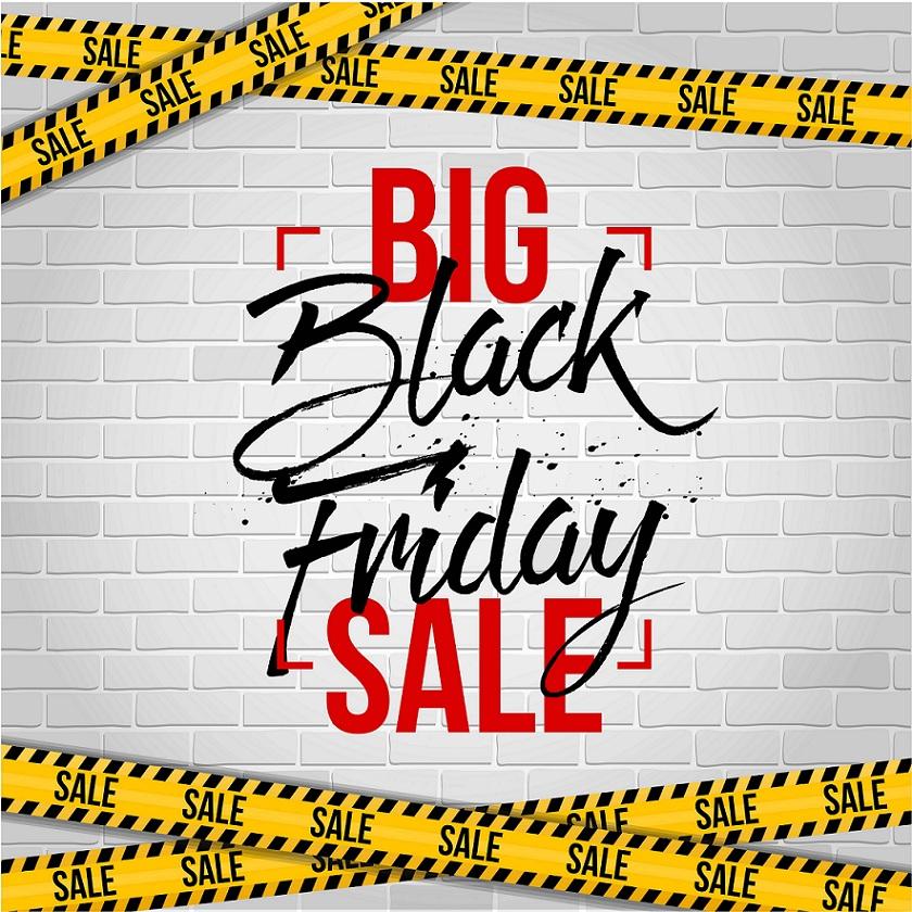 Közeleg a Black Friday hétvége! Vásároljon akciósan sportszereket, fitnesz eszközöket!
