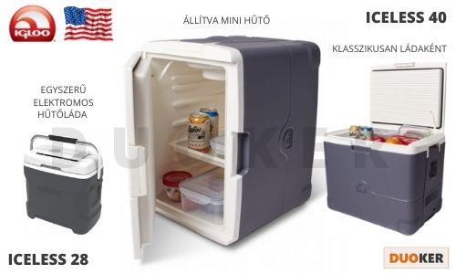 elektromos hűtőtáska