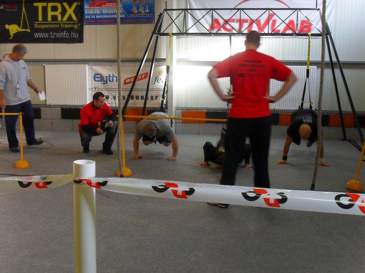 Hungarian Cross Challenge - 2010