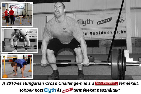 A 2010-es Hungarian Cross Challnege-n is ELYTH-t ér REFIT-et használtak!